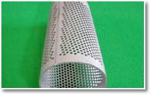 Perforated Metal for Filtration