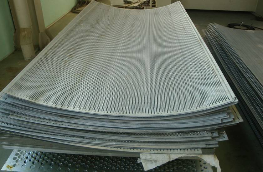 Perforated Metal Sus304 Sus316 Sus316l Sus430